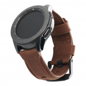 Urban Armor Gear Leather Strap for Samsung Galaxy Watch 42mm (brown) 4