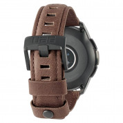Urban Armor Gear Leather Strap for Samsung Galaxy Watch 42mm (brown) 3