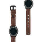 Urban Armor Gear Leather Strap for Samsung Galaxy Watch 42mm (brown)