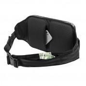 Incase Sling Pack Diamond Wire - конвертируема чанта за MacBook Pro 12 и устройства до 12 инча (черен) 6
