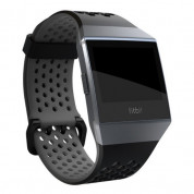 Fitbit Ionic Accessory Sport Band Small - еластична силиконова каишка за Fitbit Ionic (черен)  1