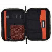 Knomo Knomad Tech Organiser - текстилен калъф и органайзер за таблети до 10.5 инча (тъмнозелен) 4