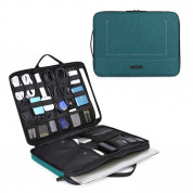 Bagsmart Mar Vista Laptop Sleeve Organizer (blue)