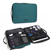 Bagsmart Mar Vista Laptop Sleeve Organizer (blue) 4