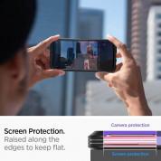 Spigen Slim Armor Case - хибриден кейс с най-висока степен на защита за Samsung Galaxy A51 (тъмносив) 4