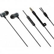iLuv Metal Forge In-Ear Earbuds - слушалки с микрофон за мобилни устройства (сребрист)  2