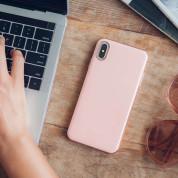 Moshi iGlaze - хибриден удароустойчив кейс за iPhone XS Max (розов) 4