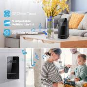 TeckNet HDB01538BA01 Wireless DoorBell - безжичен стилен звънец за входна врата (черен) 2