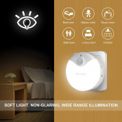 TeckNet LED07 Motion Sensor LED Night Light 3