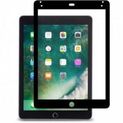 Moshi iVisor AG - качествено матово защитно покритие за iPad Pro 9.7, iPad Air 2, iPad Air, iPad 5 (2017), iPad 6 (2018) (черен) 1