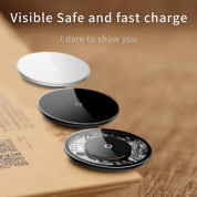 Baseus Simple Wireless Charger CCALL-JK02 (white) 4