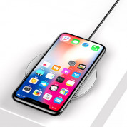 Baseus Simple Wireless Charger CCALL-JK02 (white) 3