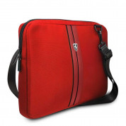 Ferrari Urban Collection Bag for Macbook Pro 13 and laptops up to 13 inches (red)