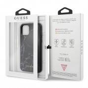 Guess Marble Hard Case for iPhone 11 Pro (black) 4