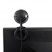TeckNet C016 HD WebCam - домашна уеб видеокамера 720p HD с микрофон (черен) 3