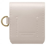 Spigen La Manon Leather Case (pink) 3