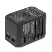 Torrii TorriiBolt USB PD and QC 3.0 45W Universal Travel Adapter II (black) 2