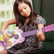 Lexibook Guitar Disney Princes (pink) 3