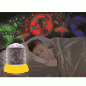 Lexibook Lion King Night Light (yellow) 2