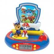 Lexibook Paw Patrol Projector Alarm Clock with Radio - детски часовник с аларма и FM радио (шарен) 1