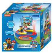 Lexibook Paw Patrol Projector Alarm Clock with Radio - детски часовник с аларма и FM радио (шарен) 2
