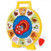 Fisher Price See n Say Farmer (yellow) 1