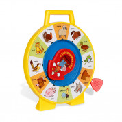 Fisher Price See n Say Farmer (yellow)