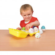 Tomy Hide N Squeak Eggs (yellow) 2