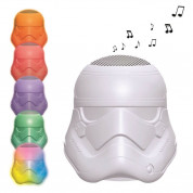 Lexibook Star Wars Stormtrooper Bluetooth Speaker with Lights (white)