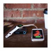 Kanex GoPower Power Bank Apple Watch 4000mAh - сертифицирана външна батерия за зареждане на Apple Watch (черен) 3