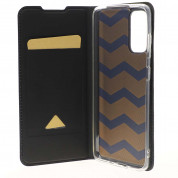 4smarts Flip Case URBAN Lite for Samsung Galaxy S20, S20 5G (black) 3