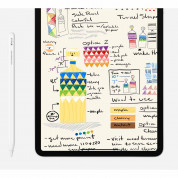 Apple iPad Pro 12.9 (2020) Wi-Fi, 128GB, 12.9 инча, Face ID (сребрист)   4