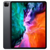 Apple iPad Pro 12.9 (2020) Wi-Fi, 128GB, 12.9 инча, Face ID (тъмносив)