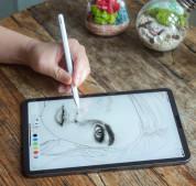 Torrii BodyFilm Paper Like Screen Protector - качествено защитно покритие (подходящо за рисуване) за дисплея на iPad Pro 12.9 (2020), iPad Pro 12.9 (2018) (матово) 1