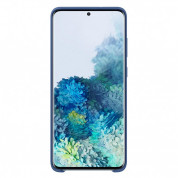 Samsung Silicone Cover Case EF-PG985TN for Samsung Galaxy S20 Plus (navy) 2