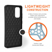 Urban Armor Gear Biodegradeable Outback Case for Samsung Galaxy S20 (black) 6