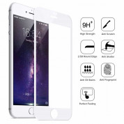 Premium Full Glue 5D Tempered Glass for iPhone 6, iPhone 6S  2