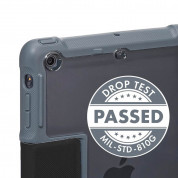 STM Dux Plus Ultra Protective Case - удароустойчив хибриден кейс iPad Air (черен) 3