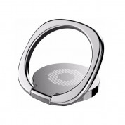 Baseus Privity Desktop Ring Holder (silver) 1