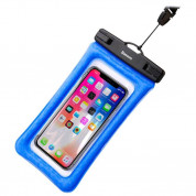 Baseus Waterproof Air Cushion IPX8 Pouch (blue)