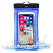 Baseus Waterproof Air Cushion IPX8 Pouch (blue) 6