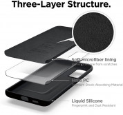 Elago Silicone Case for Samsung Galaxy S20 (black) 2