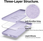 Elago Silicone Case for Samsung Galaxy S20 (lavender) 2