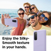 Elago Silicone Case for Samsung Galaxy S20 (lavender) 4