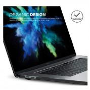 Elago Slim Case - предпазен поликарбонатов кейс за MacBook Pro 16 (2019) (тъмносив) 5
