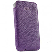 SENA Ultraslim Pouch handmade, genuine leather for iPhone 4/4S