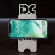 Dice Basic Wood Stand for Smartphones  1