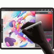 SwitchEasy PaperLike Screen Protector - качествено защитно покритие (подходящо за рисуване) за дисплея на iPad 7 (2019) (прозрачен)  2