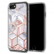 Spigen Ciel Cyrill Etoile Pink Marble Case for iPhone SE (2020), iPhone 8, iPhone 7