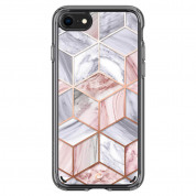 Spigen Ciel Cyrill Etoile Pink Marble Case for iPhone SE (2020), iPhone 8, iPhone 7 3
